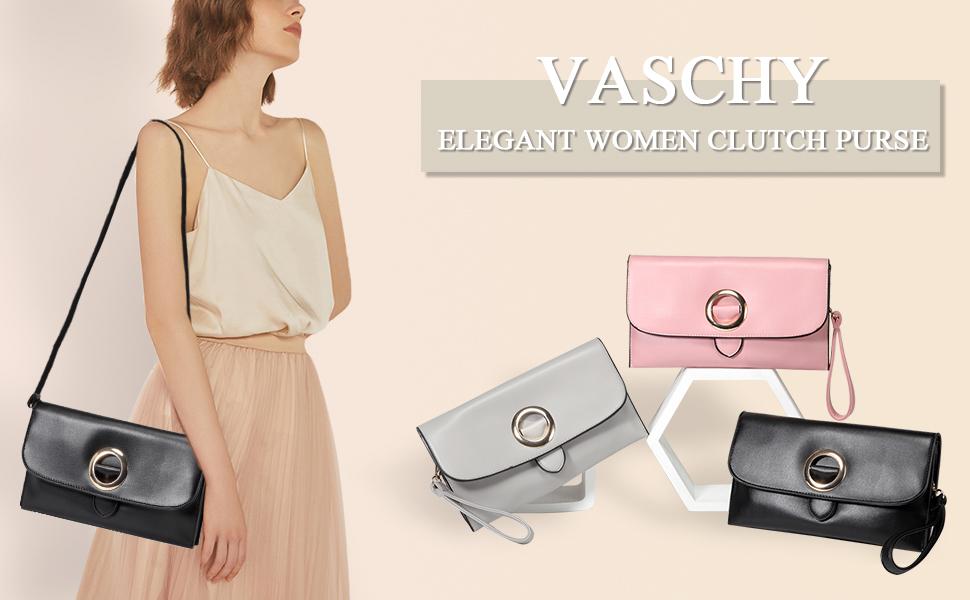 Women clutch purse