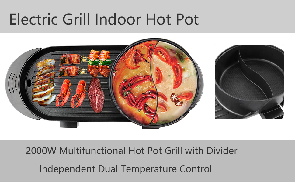 hot pot with grill,hot pot with divider,hot pot grill,hot pot electric,hot pot and grill,hot pot