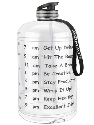 1 gallon water jug