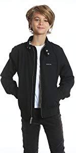 members only kids jacket