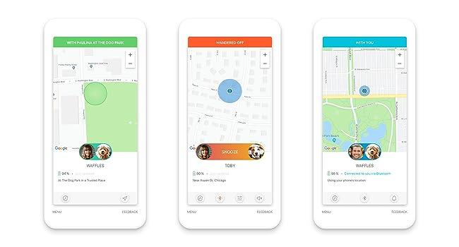 Jiobit Pet Tracking Smart App