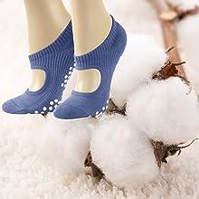 cotton warm soft comfortable yoga socks