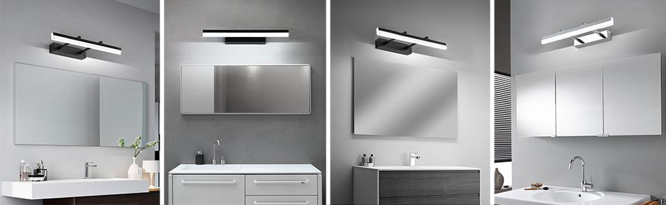 LED Bathroom Mirror Light