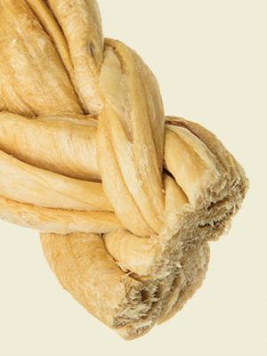 Redbarn Pet Products puff braids single ingredient natural dog chew treat