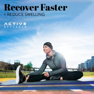 Recover faster and reduce swelling