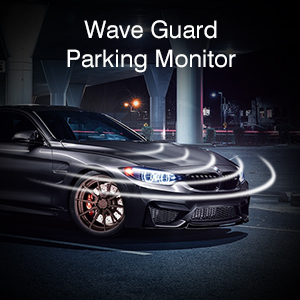 Wave Guard Parking Monitor