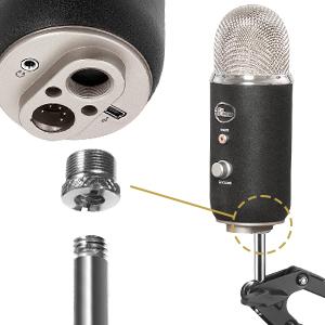 asta del microfono