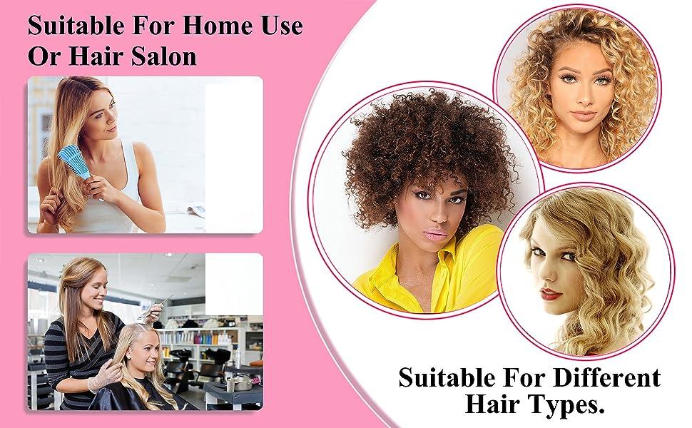 Detangling Brush for Afro Hair