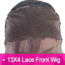 transparent lace front wigs human hair