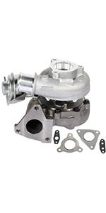 SCITOO 14411-AA7109L 14411AA710 091224080 070913093 Turbo Turbocharger Fits Subaru Impreza WRX GT EJ255 2008-2011 Subaru Forester XT EJ255 Engine 09-11 Subaru Legacy Gt 2.5L 2005-2009 Not for STi