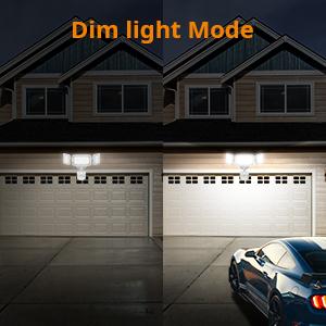 3 lighting mode