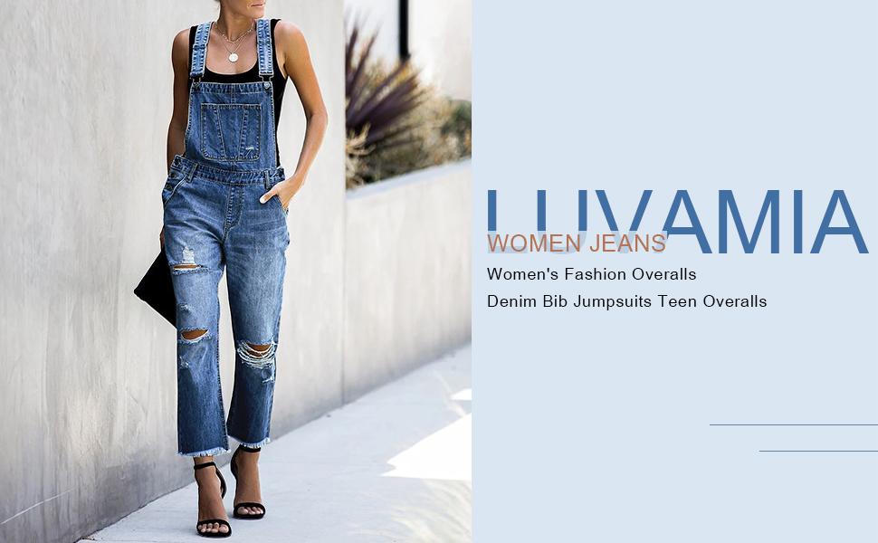 Women's Fashion Overalls