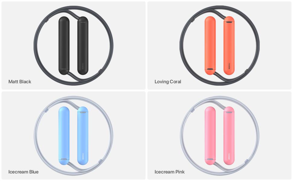 SmartRope Colors