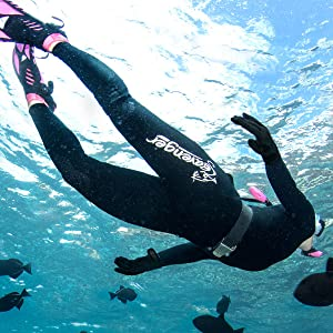 seavenger wetsuits women snug fit