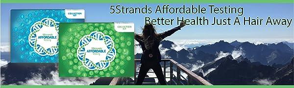 5Strands, Food Intolerance, Allergy, Sensitivity, Home Testing, Dog, Cat