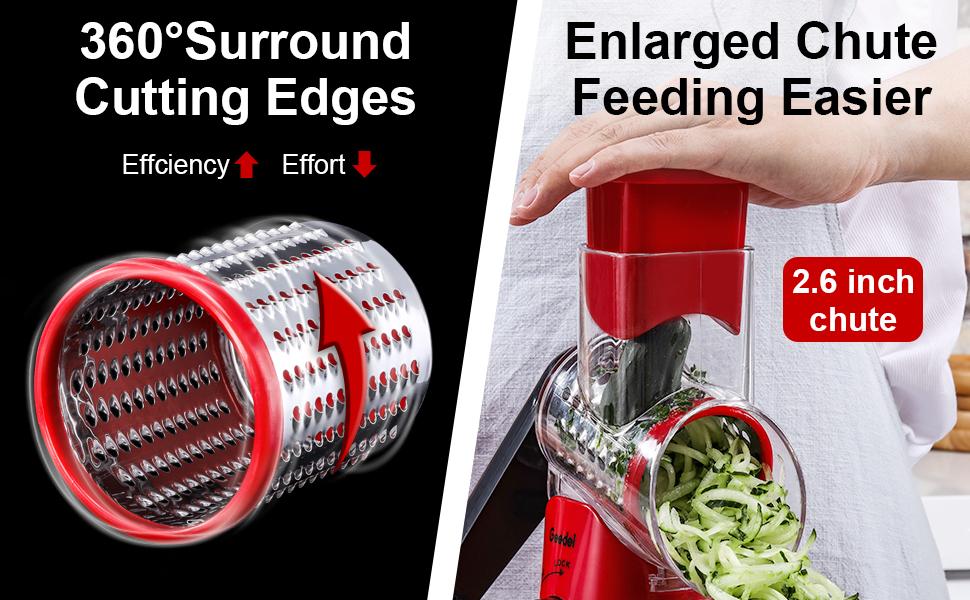 Vegetable Slicer High Efficient Easy to Clean