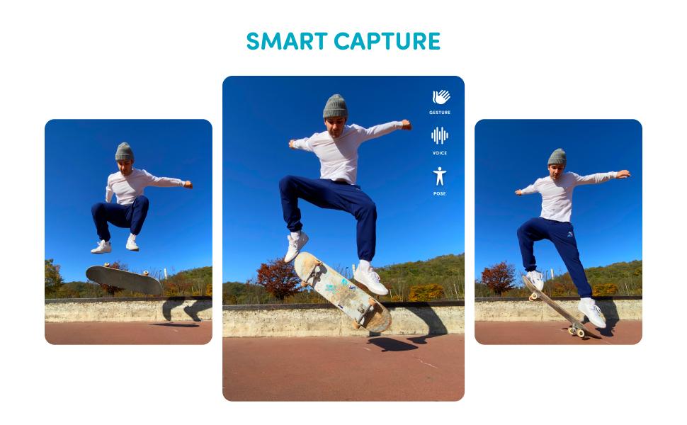 smart capture