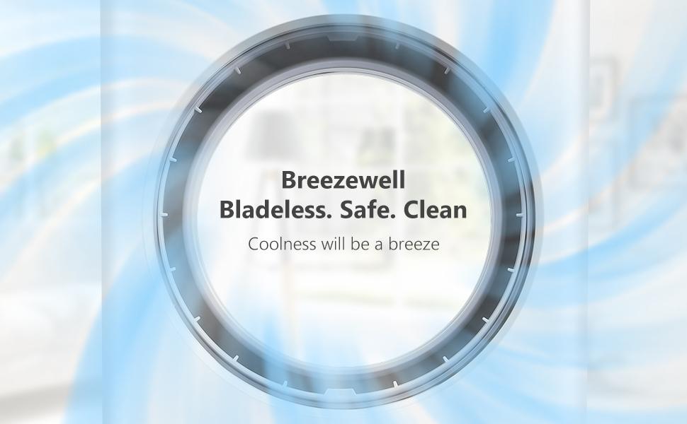 Breezewell Evaporative Air Cooler