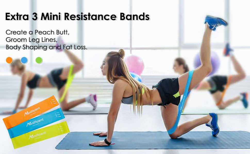 resistance bands details