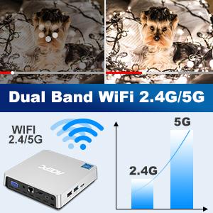 mini pc wifi 5.0