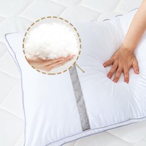 down alternative pillow pillows