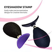 Eyes Beauty Makeup Tool to Make Precise Eyeshadow in Seconds