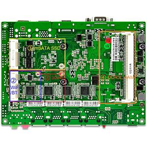 Mini PCI-e Slot