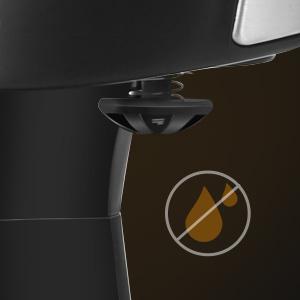 Anti-drip Design