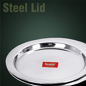 Steel Lid