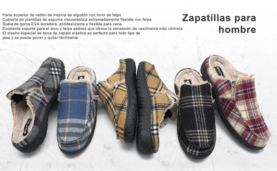 house slipper for men