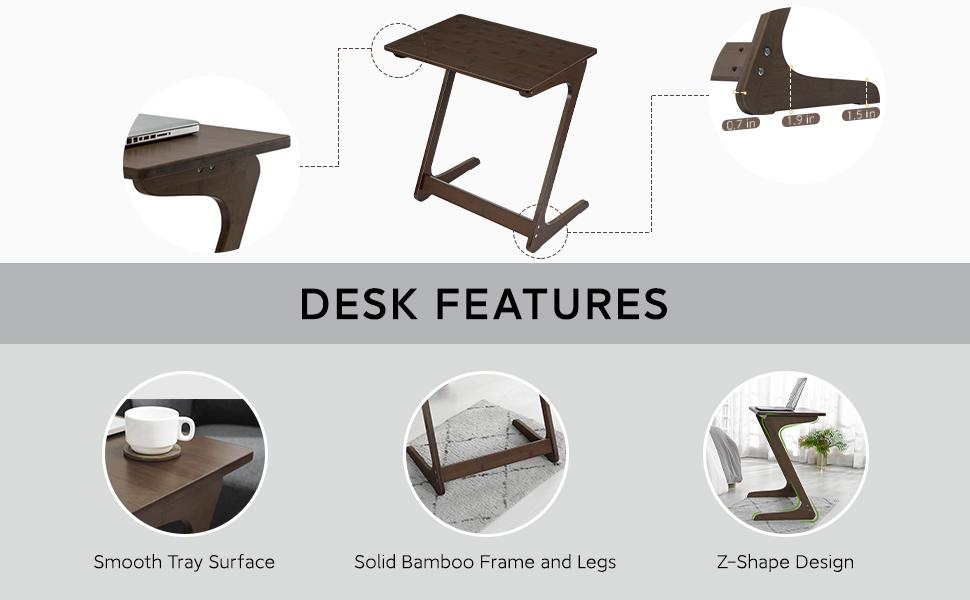 Z shape table