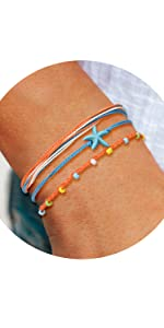 starfish bracelets