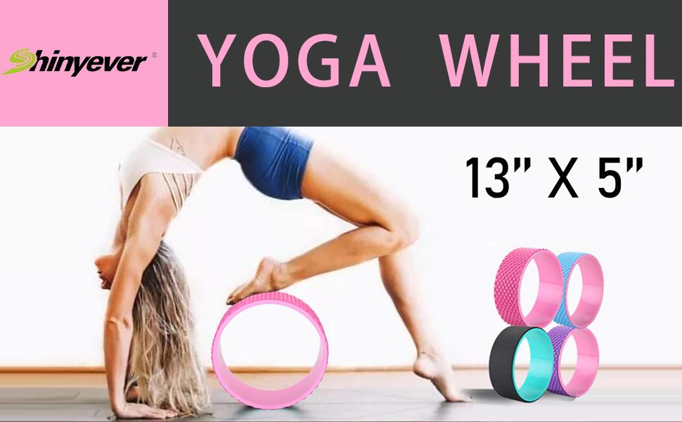5 in 1 Yoga Wheel Set