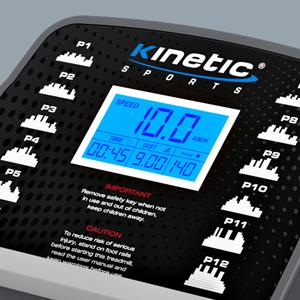 Kinetic Sports KST2700FX Laufband n1