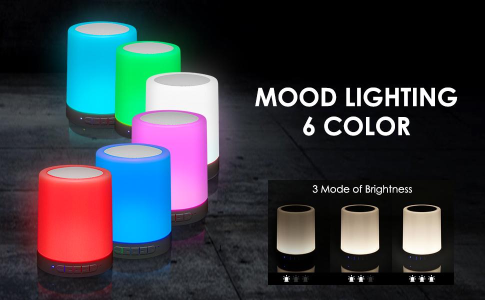 night light speaker