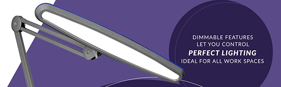 2200 lumens 23 inches wide lamp