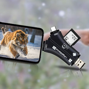 sd card reader for android