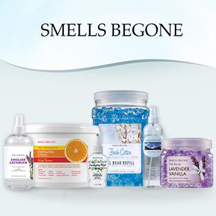 air freshener odor eliminator neutralize remover essential oil spray scent absorber natural