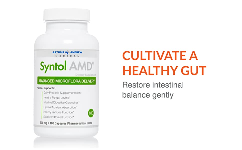 CULTIVATE A HEALTHY GUT Restore intestinal balance gently