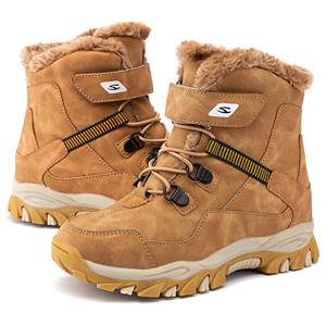 winter boots detail
