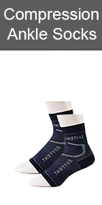 Compression Ankle Sleeves Socks