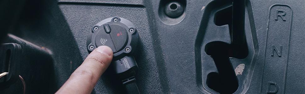 Thinkware M1 Remote Wi-Fi Dash Cam Motorcycle Dash Cam