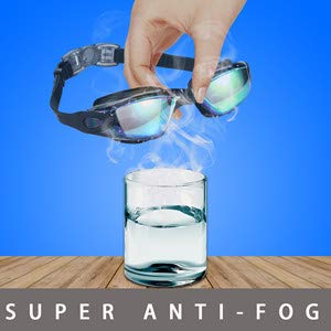 swim goggles anti fog