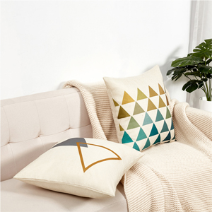 gray pillow covers c