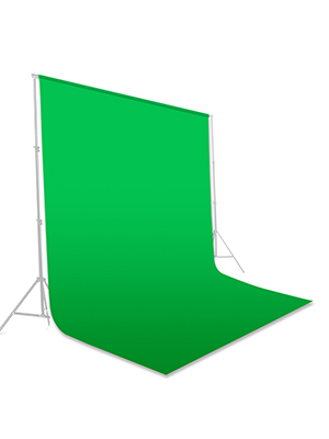 Green Screen Photo Backdrop