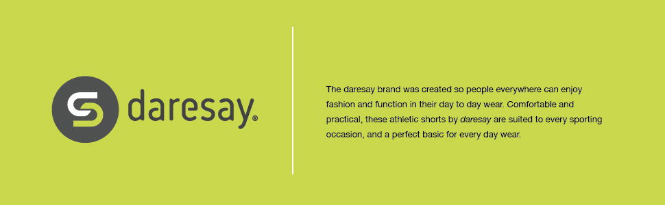 daresay about the brand