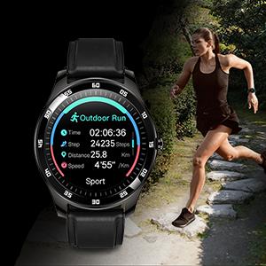 Rogbid GT Smartwatch Running