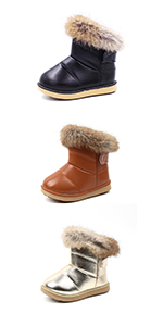 Baby Kids Snow Boots