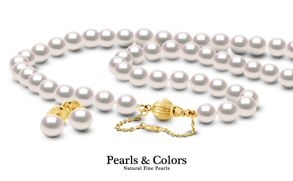 Pearls and Colors - Les perles