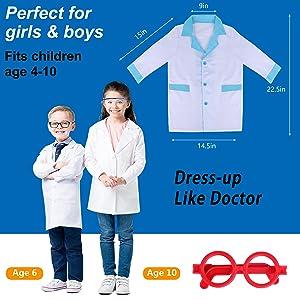 Doctor Costume Kit